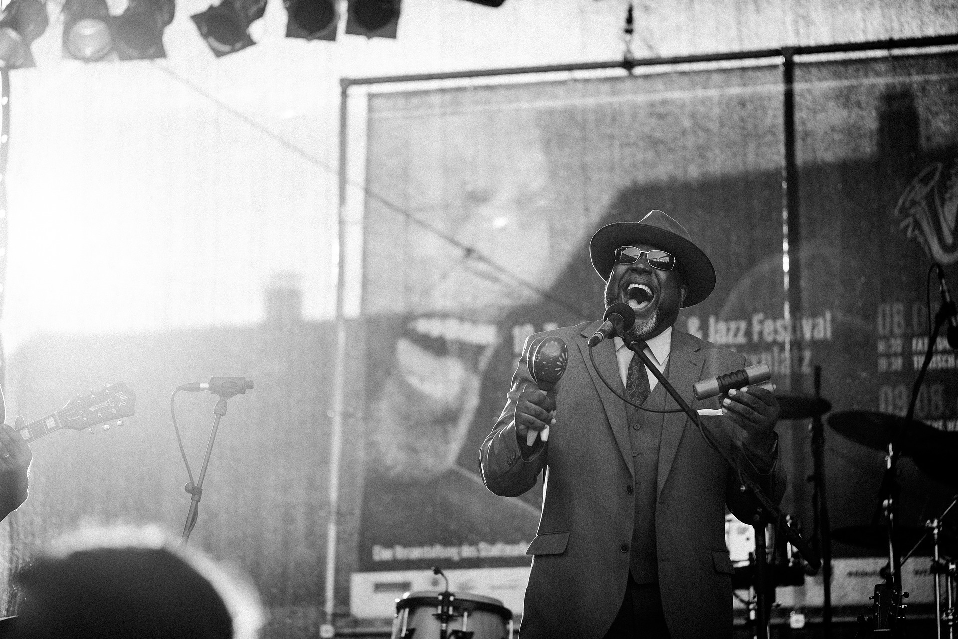 Fire måter å lære mer om bluesmusikk